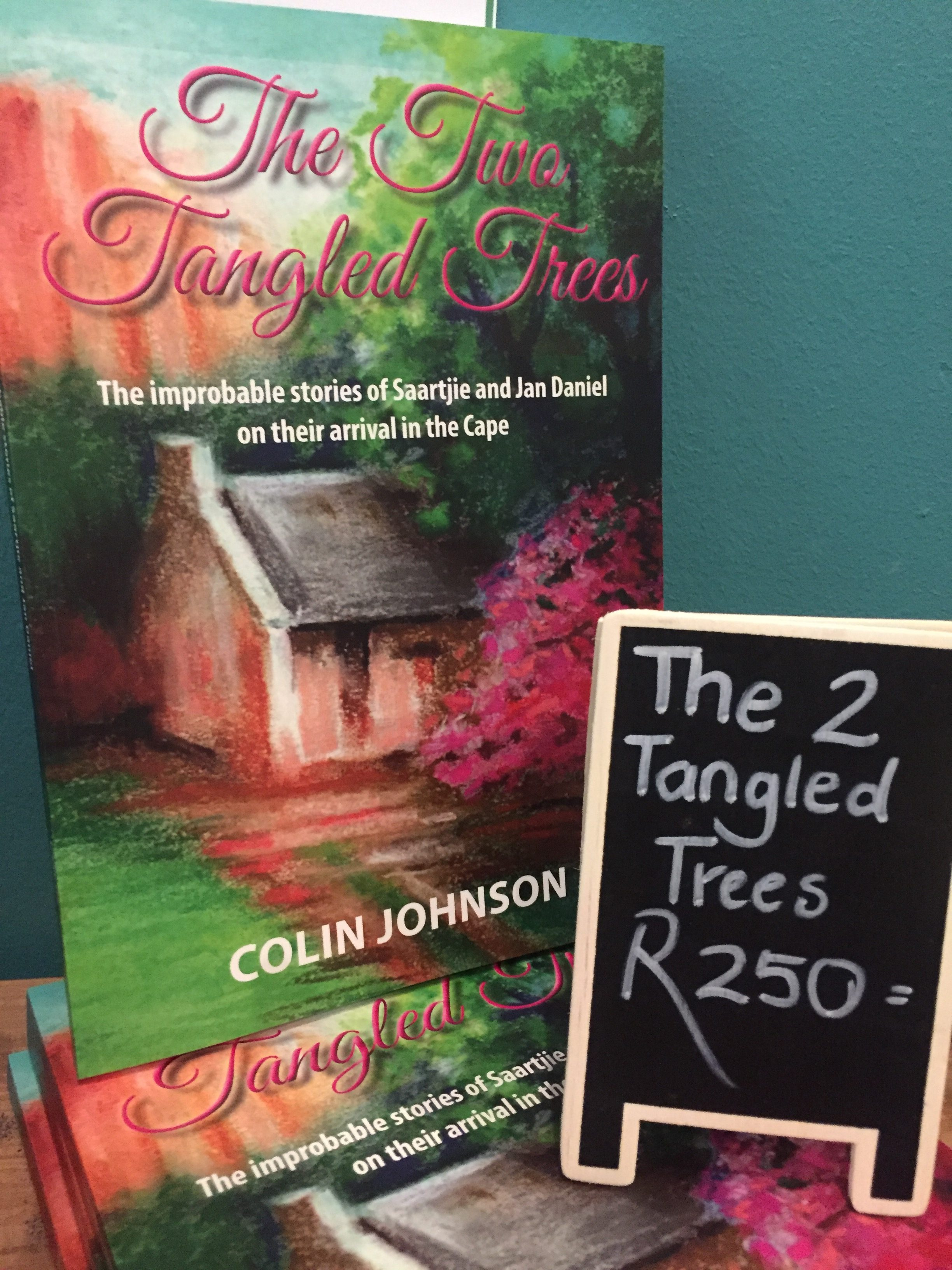 The Two Tangled Trees