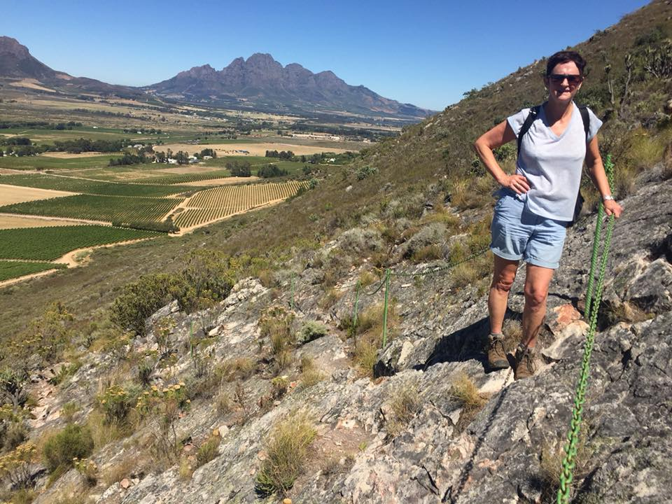 La Motte hiking trail